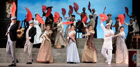 La chulapona (Teatro de la Zarzuela 2012)