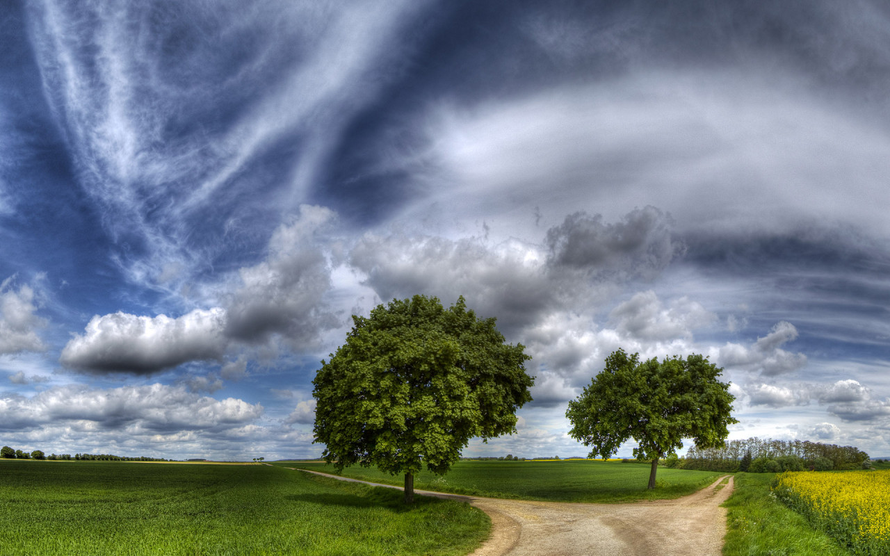 Previous, Nature - Clouds - Chic sky wallpaper