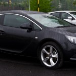 Opel Astra Gtc Car On The Road Wallpapers And Images Wallpapers Pictures Photos