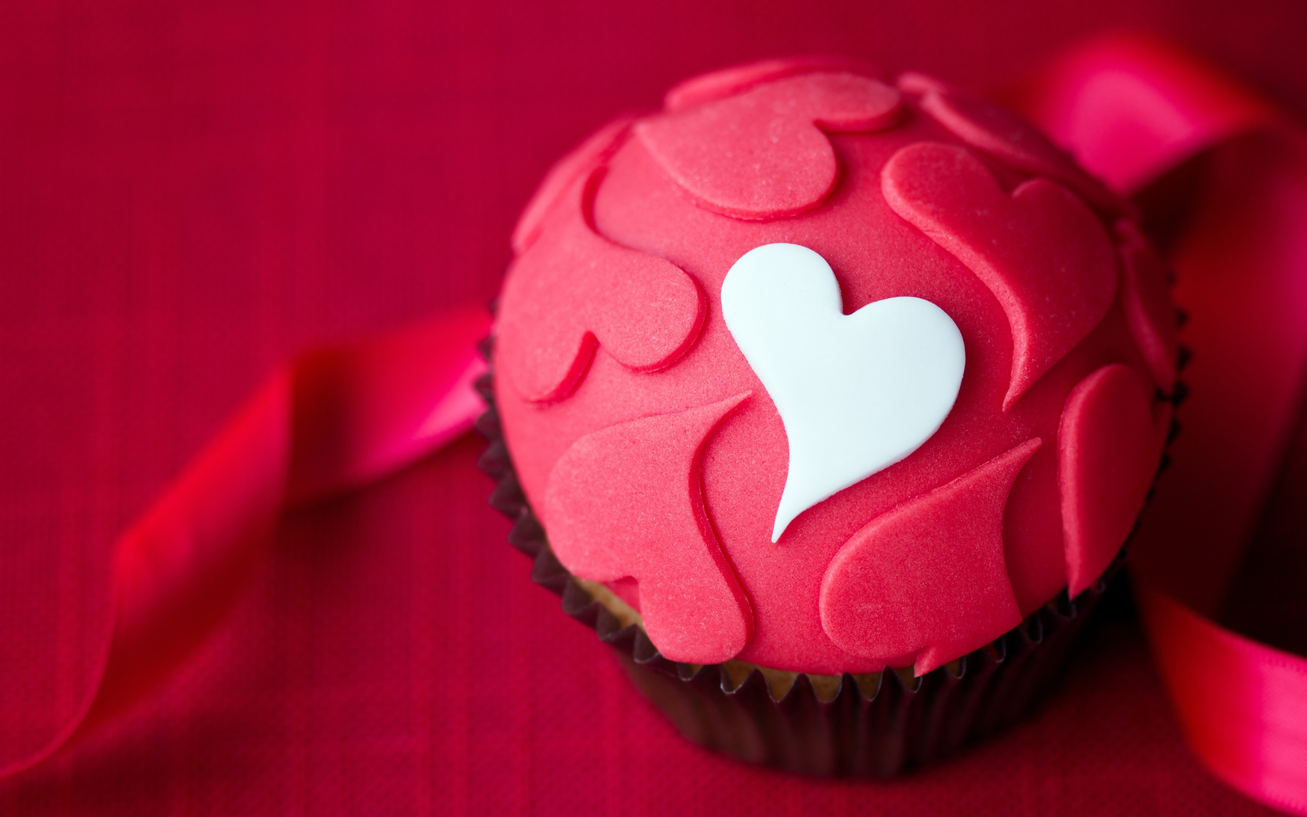the cake for valentine's day wallpapers and images - wallpapers