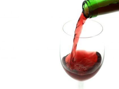 レストラン 赤ワイン
