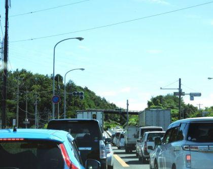 渋滞 高速道路