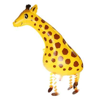 Ballonfigur Giraffe Airwalker