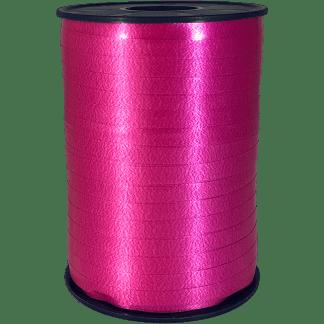 Ballonband Ribbon Band 5 mm Fuchsia