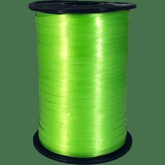 Ballonband Ribbon Band 5 mm Hellgrün Lime Green