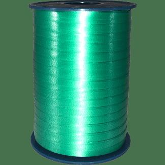 Ballonband Ribbon Band 5 mm Smaragd Grün