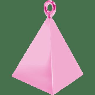 Ballongewicht Pyramide Pink 110g