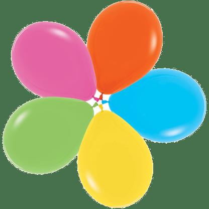 Sempertex Europe Ballons Tropical Sortiment