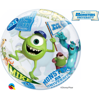 Monster University Heliumballon Ballon Bubble