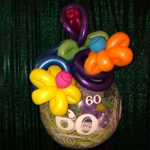 Geschenkballons Geburtstagsballon