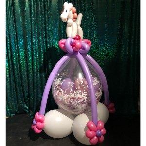 Hochzeitsballon Geschenkballon