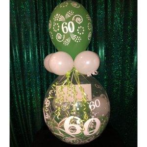 Geburtstagsballon Geschenkballon Ballongeschenk