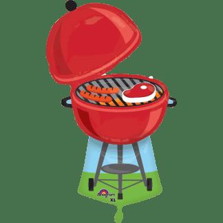 Folienballon BBQ / Barbecue Grill