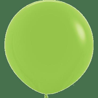 Sempertex Rundballon Lime Green
