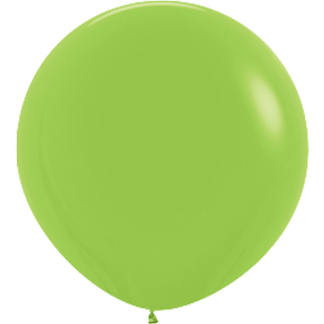 Sempertex Rundballon Lime Green