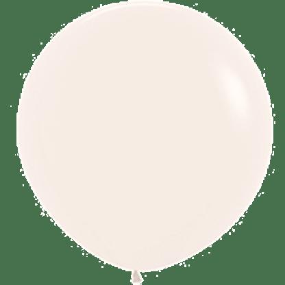 Sempertex Rundballon Crystal Clear