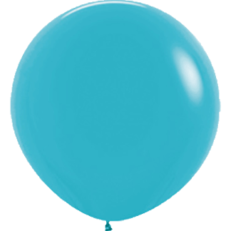 Sempertex Europe Rundballon Caribbean Blue 36 Inch