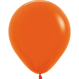 Sempertex Europe Ballons Orange 18 Inch