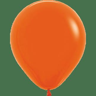 Sempertex Europe Ballons Orange 18 Inch