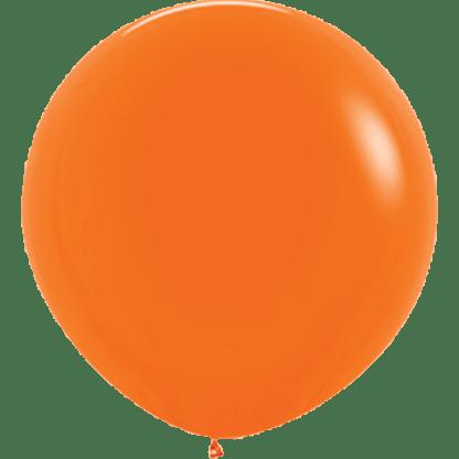 Sempertex Europe Rundballon Orange 36 Inch