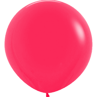 Sempertex Europe Rundballon Raspberry 36 Inch
