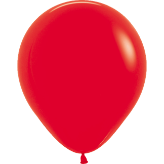Sempertex Europe Ballons Red 18 Inch