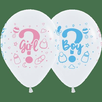 Sempertex Ballons Junge oder Mädchen