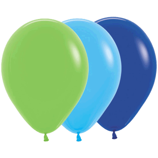 Sempertex Ballons Fashion Sortiment Boy Colour