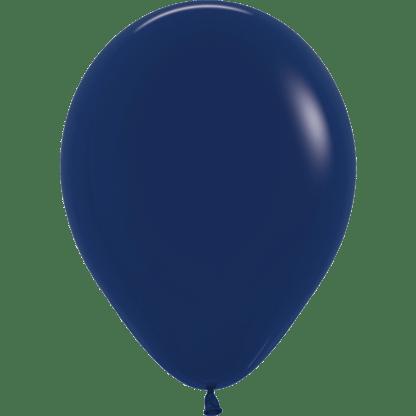Sempertex Ballons Navy Blue