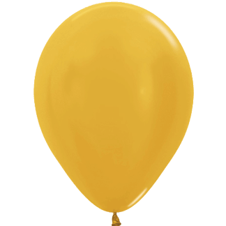 Sempertex Ballons Metallic Gold