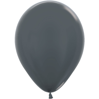 Sempertex Ballons Metallic Graphite