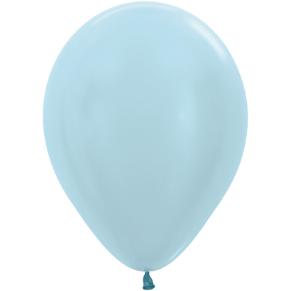 Sempertex Ballons Pearl Blue