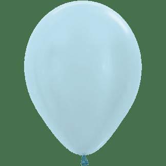 Sempertex Ballons Pearl Blue
