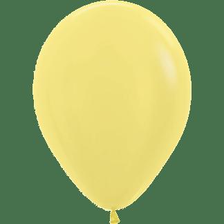 Sempertex Ballons Pearl Yellow