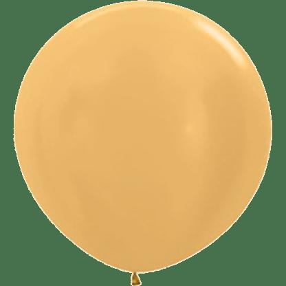 Sempertex Ballons Metallic Gold 60 cm