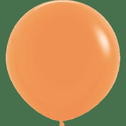 Sempertex Europe Rundballon Neon Orange