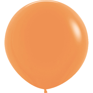 Sempertex Europe Rundballon Neon Orange