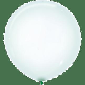Sempertex Ballons Crystal Pastel Grün 60 cm