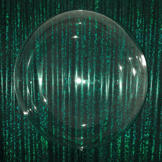 Glossy Globe PVC Ballon Bobo Ballon 90 cm