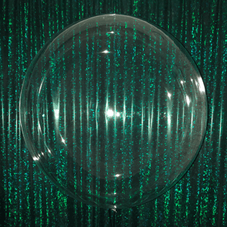 Glossy Globe Lightning Globe Bobo Ballons