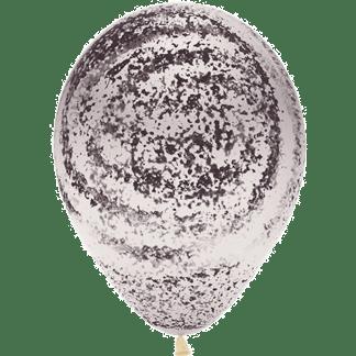 Sempertex Graffiti Ballon Marble Clear