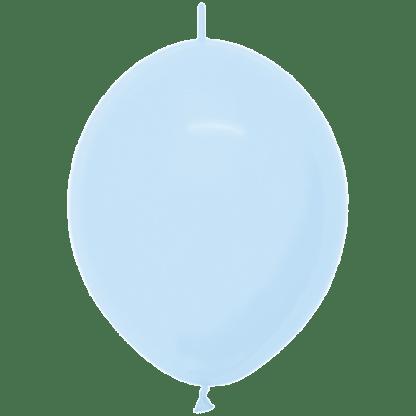 Sempertex Link O Loon 30 cm Hellblau