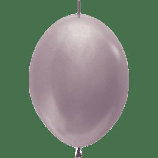 Sempertex Link O Loon 30 cm Pearl Greige