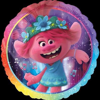 Trolls World Tour Ballons Folienballons Popy