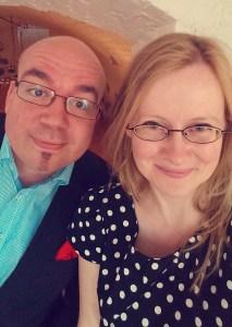 Fabian und Sara zaubern auf einer Hochzeit