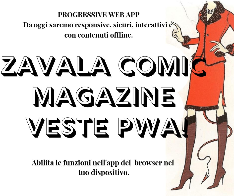 fumetti app
