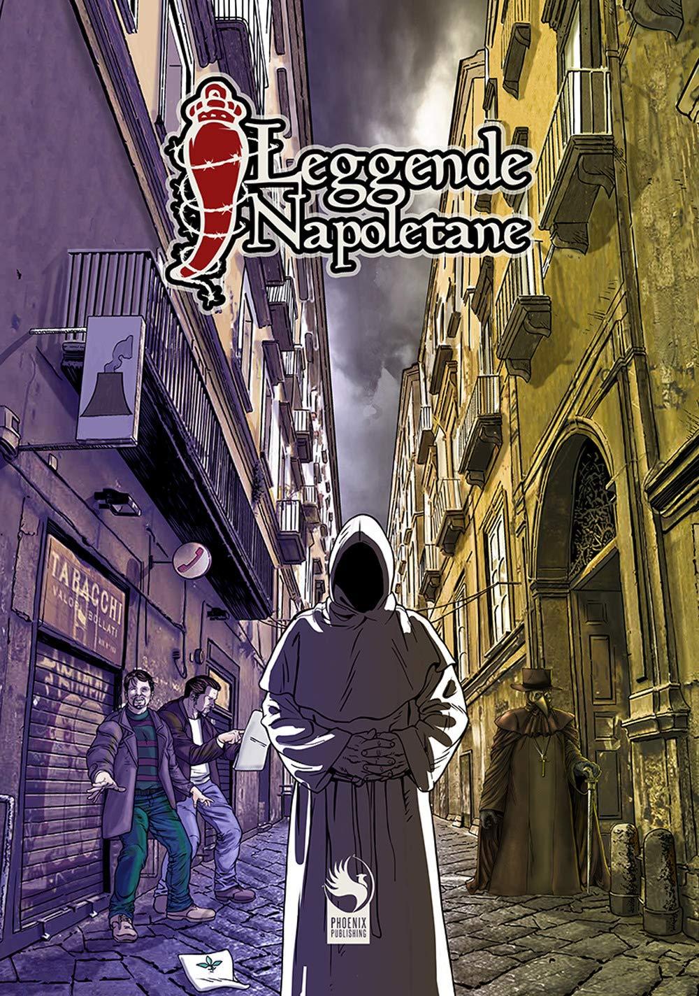 fumetti personaggi napoletani