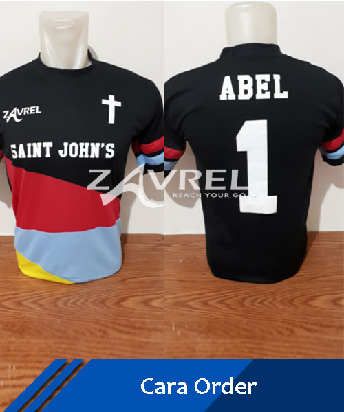 Vendor Penyedia Jersey Futsal - Cara Order Jersey Futsal