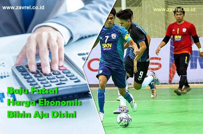 Baju Futsal Harga Ekonomis Bikin Aja Disini