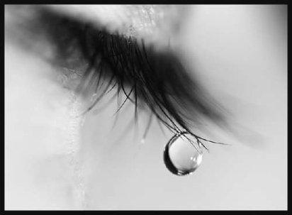 tear-falling